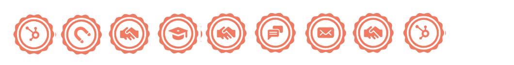Sarah Mills HubSpot certifications long