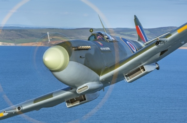 Like the Spitfire was in WWII, we're a game changing inbound marketing agency.